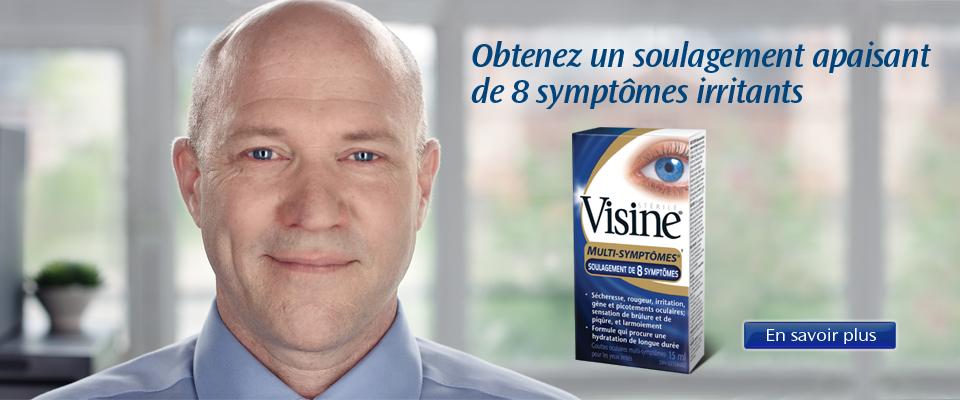 Obtenez un soulagement apaisant de 8 symptômes irritants