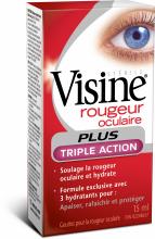 VISINE® Plus Triple action Rougeur oculaire