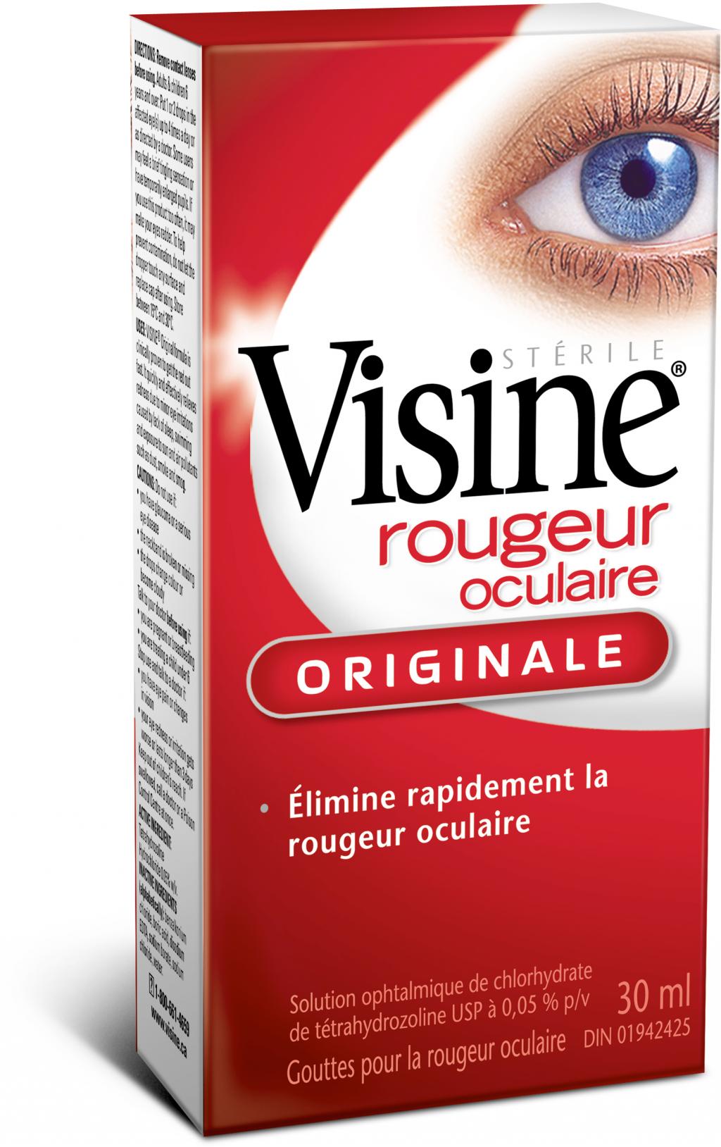 VISINE® Originale Rougeur oculaire